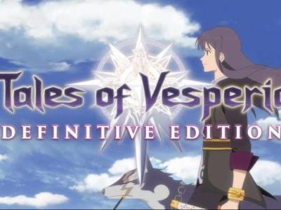 Tales of Vesperia Definitive Edition Launching January 11