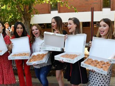 Happy National Donut Day! Here Are 9 Celebrities Who Seriously Love Donuts