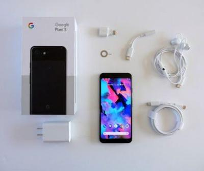 Google Pixel 3 unboxing and first impressions