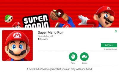 'Super Mario Run' is finally available on Android