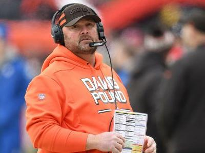 Freddie Kitchens lands Browns' head coach interview, report says