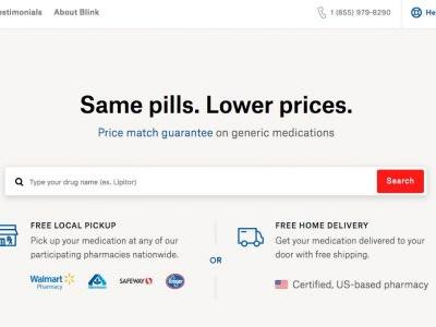 Pharmacy startup Blink Health saves you up to 80% on over 15,000 generic prescription medications - here's how it works