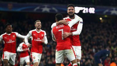 Ozil's solo stunner and Alexis the great - Arsenal's journey to the last 16
