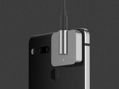 Essential's Audio Adapter Stops By The FCC