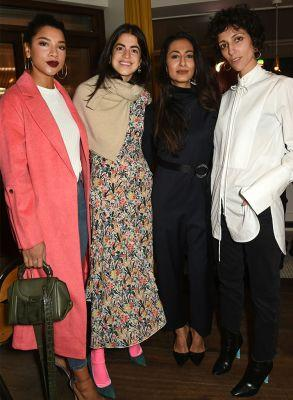 Topshop's London Fashion Week Dinner Hosted by Leandra Medine