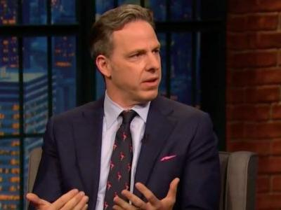 Jake Tapper Calls Out Fox News After Laura Ingraham Promotes White Supremacist: 'Defending' a Racist