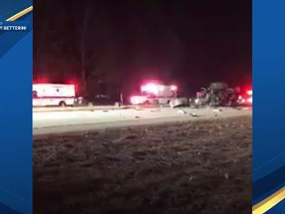 2 dead in wrong-way crash in Epping