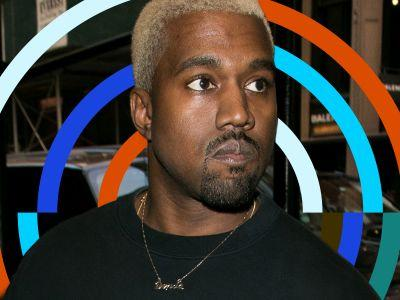 This Street Artist Just Put A Crucified Kanye On Hollywood Blvd