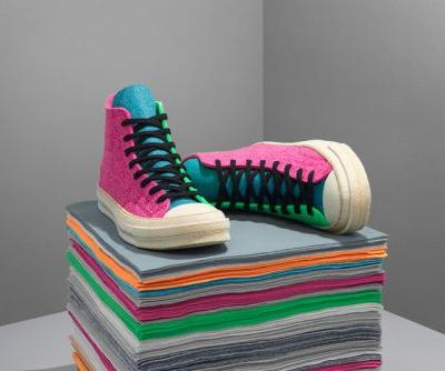 J.W. Anderson Reconstructs Converse Chuck Taylor 70 in Felt