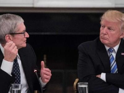 Apple Continued to Spend Near-Record Amounts of Money Lobbying the Trump Administration in 2018