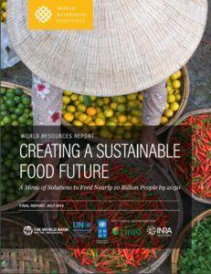 Weekend reading: A Sustainable Food Future
