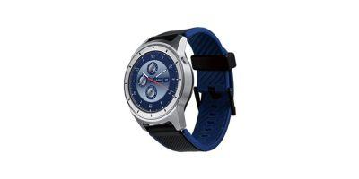 The ZTE Quartz is the company's first Android Wear smartwatch, likely coming at MWC