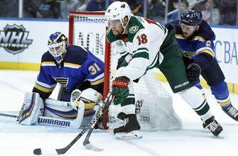 Ducks claim G Chad Johnson off waivers from Blues
