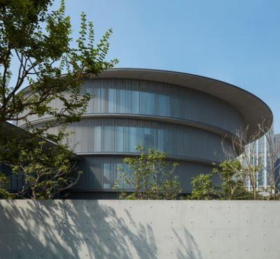 Tadao Ando Completes the He Art Museum in China