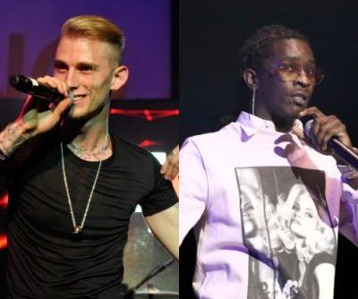 Young Thug Tainted A Perfectly Good So Much Fun Song With A New Machine Gun Kelly Verse