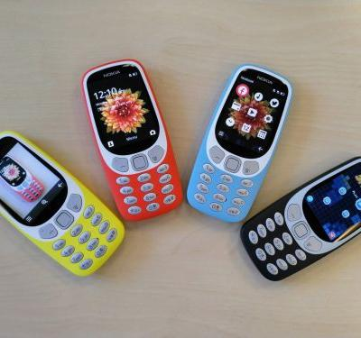 Nokia 3310 3G available in Germany & Nokia 8 6GB for EUR 649