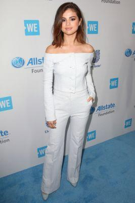 Selena Gomez Just Reinvented the White SuitOn the red carpet