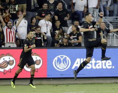 Ramirez brace leads expansion LAFC to 2-0 win over Real Salt Lake