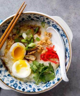 Comfort Food: How to Make Congee