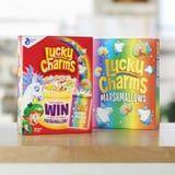 Lucky Charms Is Doing a Marshmallow-Only Giveaway AGAIN, but It's Even More Magical