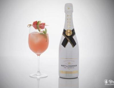 Summer Cocktails With Moët & Chandon's Ice Imperial and Ice Imperial Rosé