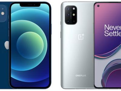 IPhone 12 or OnePlus 8T - Where should the money go