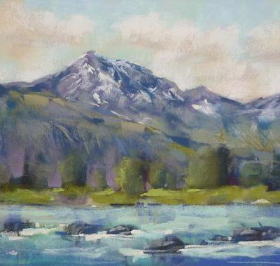 From Plein Air to Studio: An Important Tip