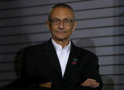 John Podesta talks email hack, fake news and Russia