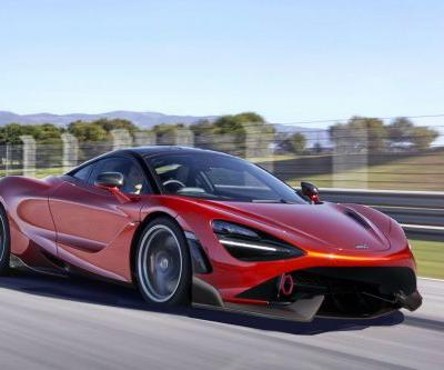 DMC Give McLaren 720S New Face And 35 Extra Horses