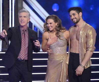 'DWTS' Duo Hannah Brown and Alan Bersten Reveal Why He Calls Her 'Babe': 'There's a Level of Trust'