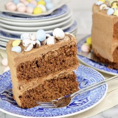 Milk Chocolate Cake