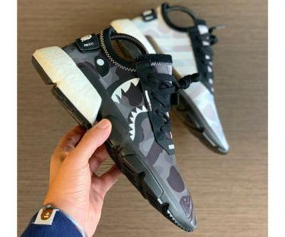BAPE x NEIGHBORHOOD x adidas POD-S3.1 Gets a Closer Look