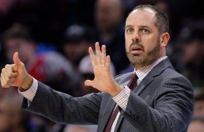 Lakers hire Frank Vogel hiring as next coach