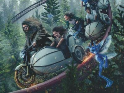 Theme Park Bits: New Harry Potter Ride Details, E.T. Lawsuit, Disney World Ticket Prices and More