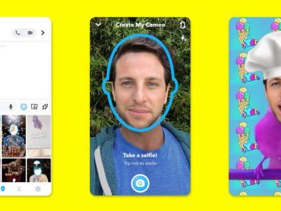 Snapchat launching deepfake 'Cameo' feature this month for editing your face into GIFs
