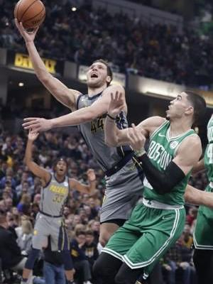 Celtics run away from Pacers to take control of No. 4 seed