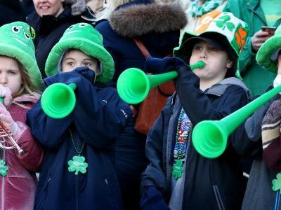 South Boston St. Patrick's Day Parade