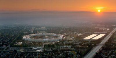 Apple Spaceship Campus Opens As 'Apple Park' In April