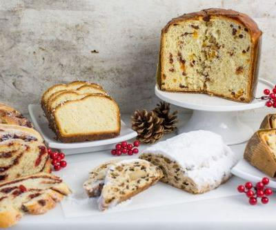 Sweet breads for the holidays: crafting beautiful holiday loaves without stress