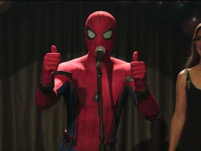 Tom Holland Thanks Fans For The Spider-Man: Far From Home Trailer's Success