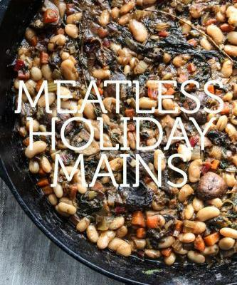 The Best Plant-Based Holiday Main Courses and Organic Wines to Pair with Them