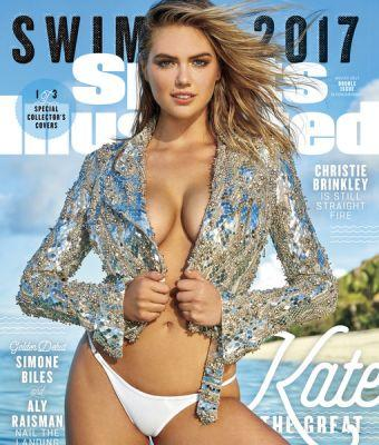Kate Upton Lands Third SI Swimsuit Issue Cover - See All Three Sexy New Poses!