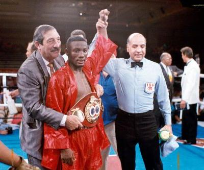 Boxing great Pernell 'Sweet Pea' Whitaker killed after being struck by vehicle