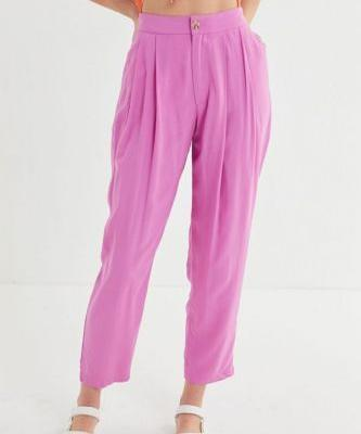 These $64 Hot Pink Urban Outfitters Pants Are What Spring/Summer Dreams Are Made of