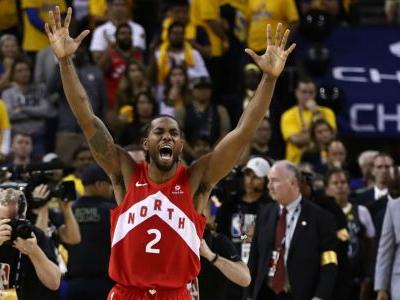 NBA players react on Twitter to Raptors winning first NBA championship in franchise history