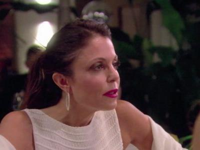 Bethenny Frankel Is Afraid To Be Alone After Severe Allergic Reaction