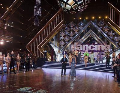 DWTS has a brand-new set and live voting. It still feels old and creaky
