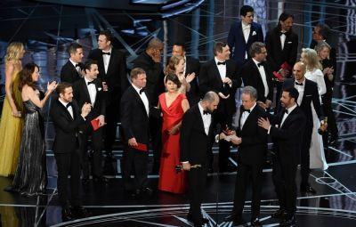 There's plenty of sympathy to go around after an unprecedented Oscars best picture mix-up