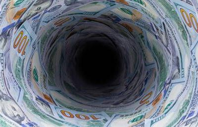 The global 'black hole' debt will soon top $100 TRILLION & 'We're about to get sucked into it' - Max Keiser