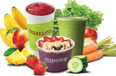 Juice It Up! Launches Enhanced Franchise Website
